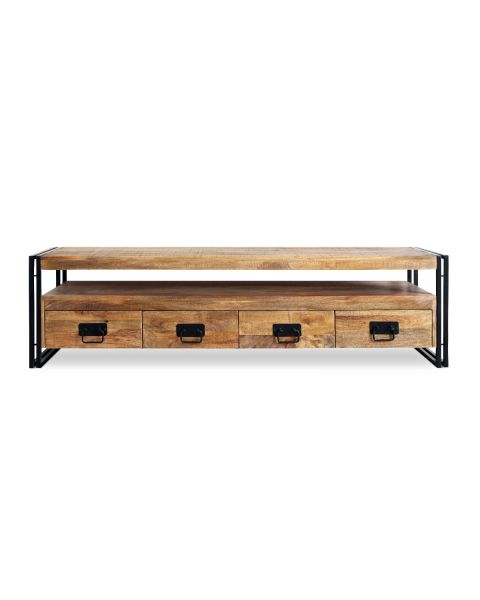 Industriële TV-dressoir Milan Feelings