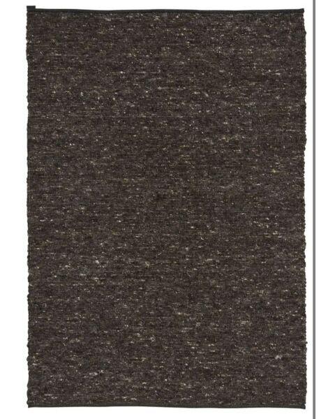 Karpet Gressvik 160x230 antraciet-bruin