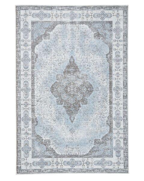 Karpet Lerna 290x200 azuurblauw