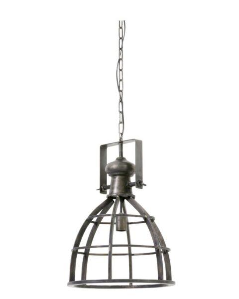 Hanglamp Askola antiek zwart