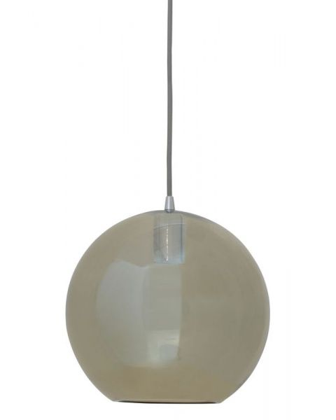 Hanglamp Somero metallic amber