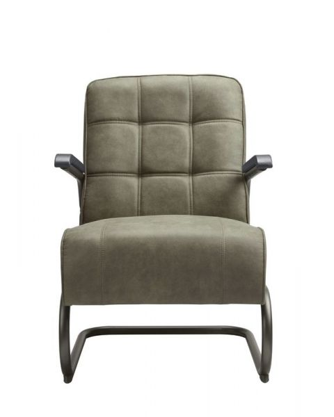 Fauteuil Lipina olive