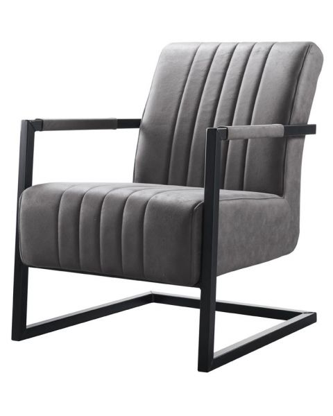 Fauteuil Tremes grey