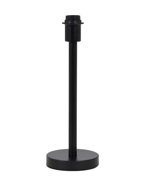 Lampvoet Yorkton mat zwart