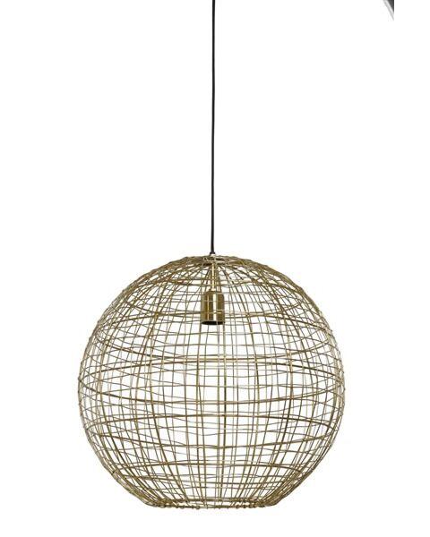Hanglamp Clairmont goud