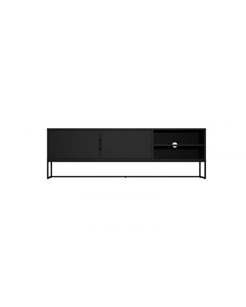 TV-Dressoir Neston shadow black