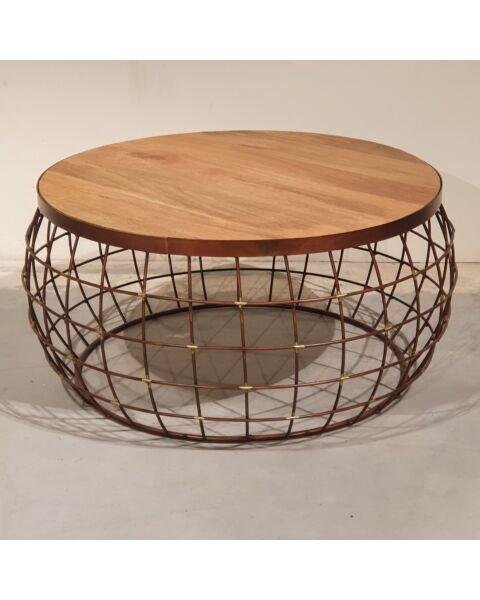 Basket Salontafel Showmodel