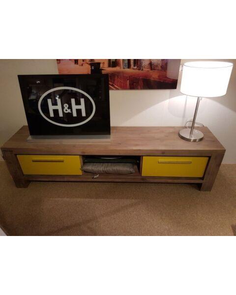 Henders & Hazel Multiplus TV-dressoir 1 lade + 1 klep + 2 niches 180cm